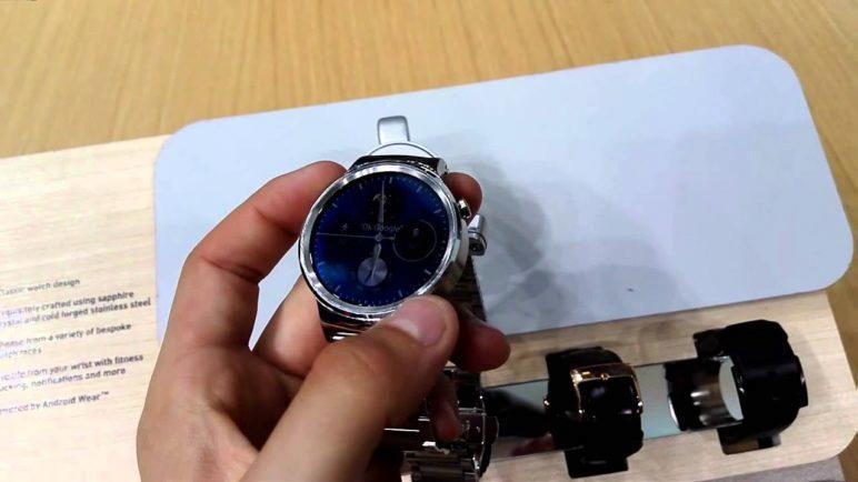 Huawei Watch - IFA 2015