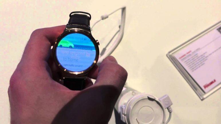 Huawei Watch - první pohled