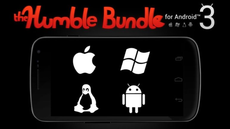 Humble Bundle for Android, Mac, Linux and Windows 3