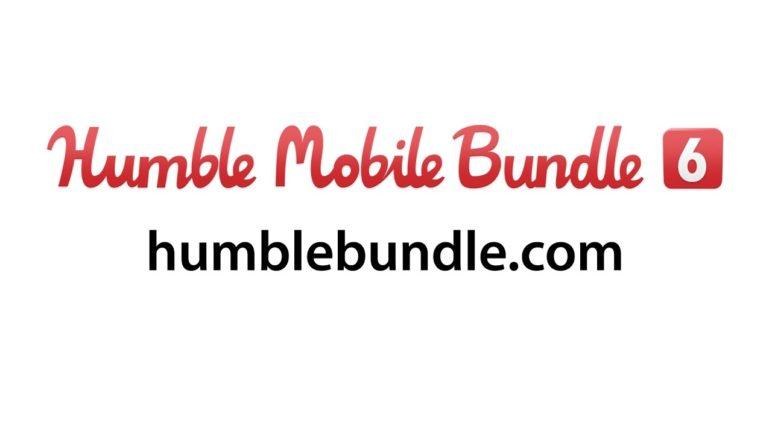 Humble Mobile Bundle 6