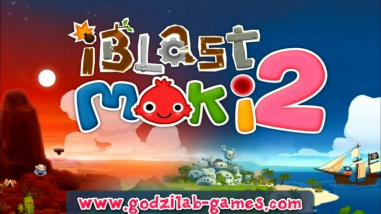 iBlast Moki 2 iOS Gameplay Trailer