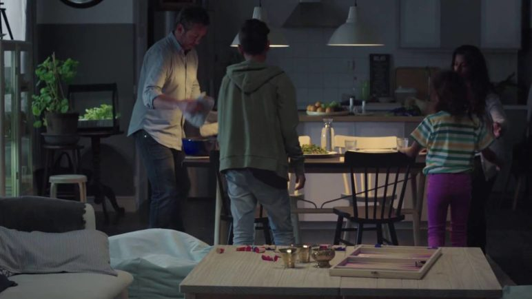 "IKEA - Smart Lighting Collectie ""life at home"""