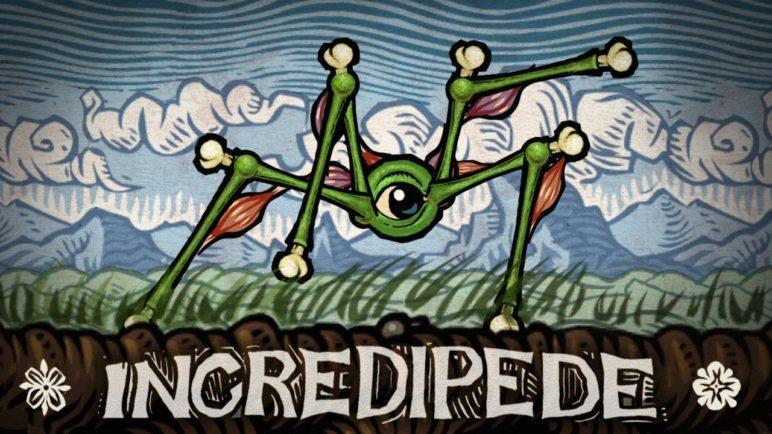 Incredipede - Steam Trailer