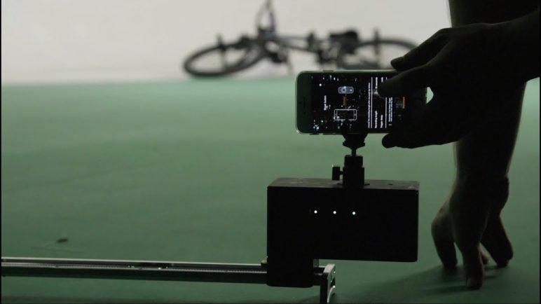 InMotion Slider: Motion Trigger