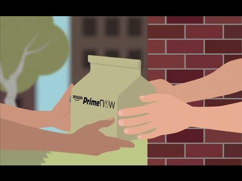 Introducing Amazon Prime Now