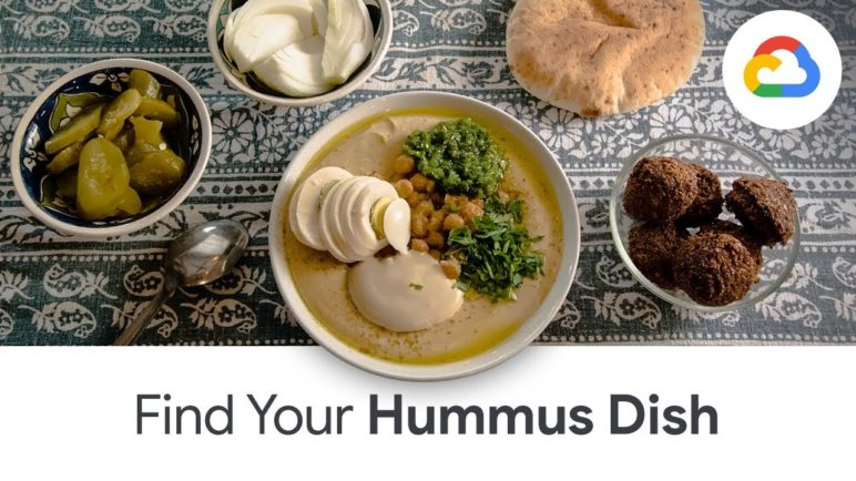 Introducing Google Cloud Hummus API - Find your Hummus!