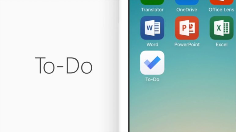 Introducing Microsoft To-Do, now in Preview