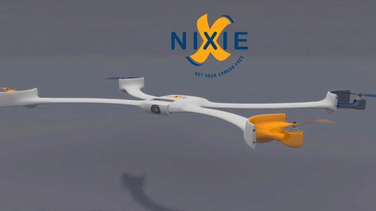 Introducing Nixie: the first wearable camera that can fly