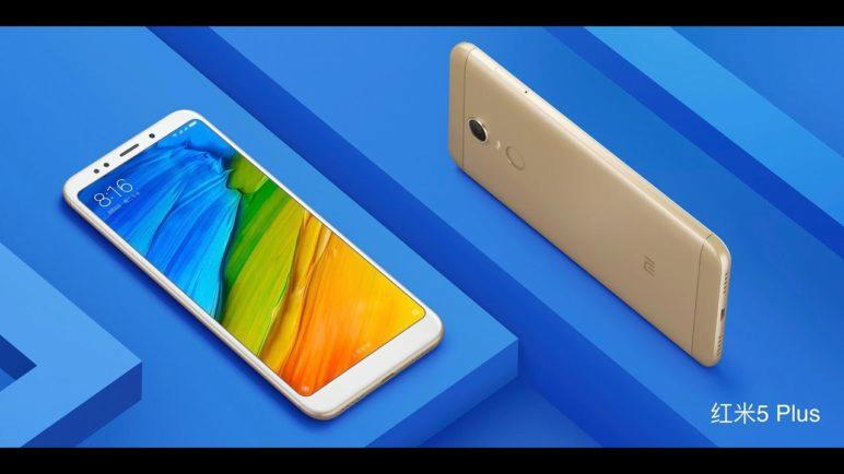 Introducing Redmi 5 and Redmi 5 Plus (Chinese Version)
