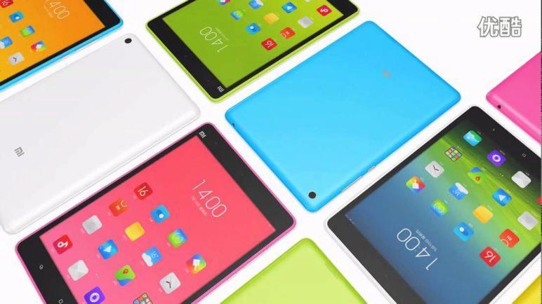 Introducing Xiaomi Mi Pad 小米平板