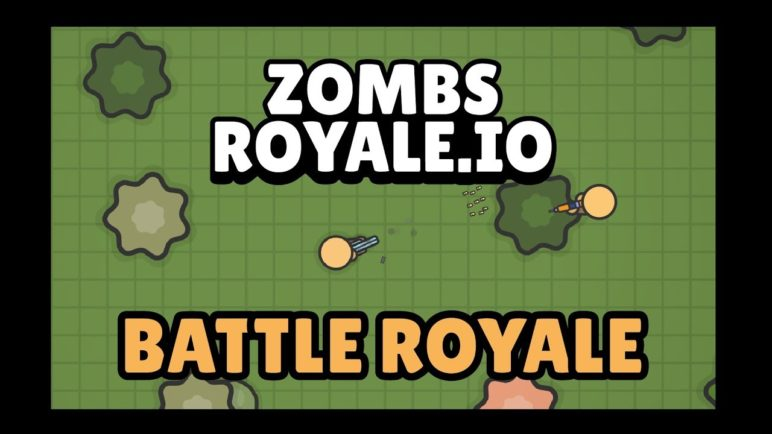 Introducing ZombsRoyale.io