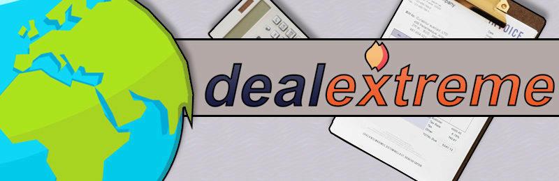 Jak nakoupit Dealextreme