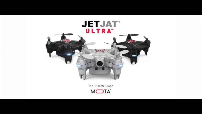 JETJAT ULTRA Drone: Vote for It for Toy of the Year - YouTube