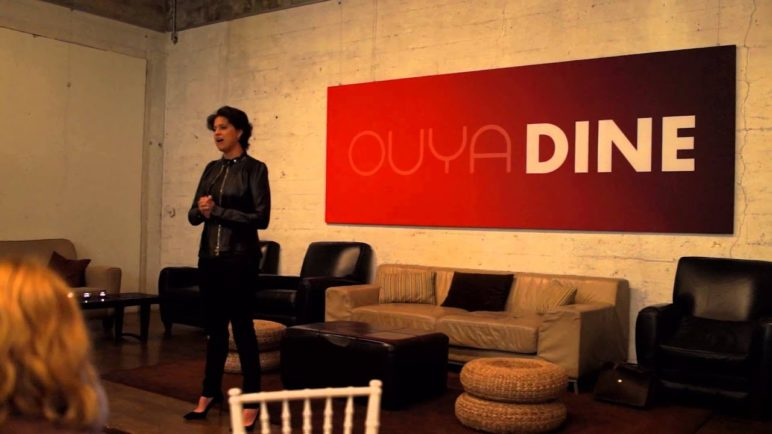 Julie Uhrman's OUYA pre-launch speech