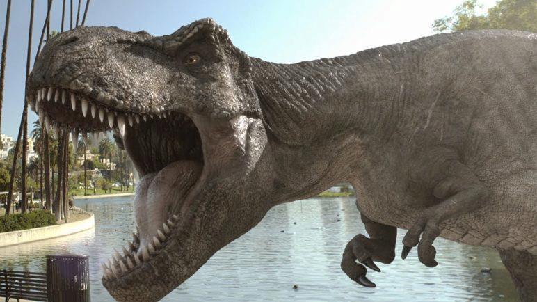 Jurassic World™ Alive | Announcement Trailer