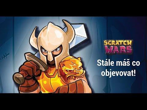Krátké představení Scratch Wars