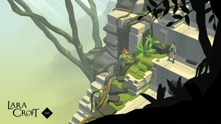 Lara Croft GO Reveal Trailer