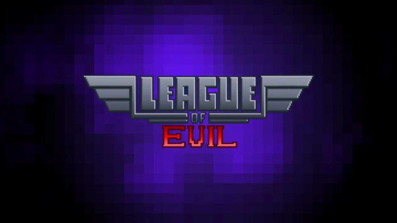 League of Evil iPhone Trailer