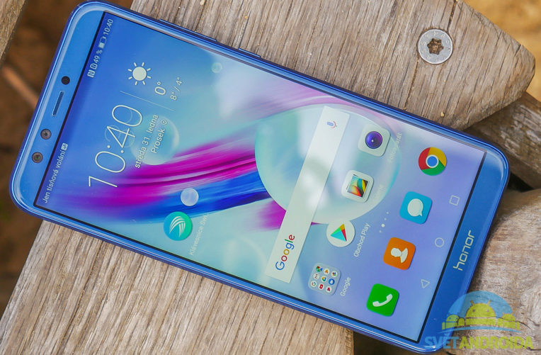 levny mobil honor 9 lite