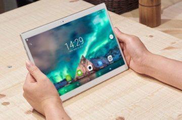 Levný tablet s AMOLED displejem - Alldocube X 01