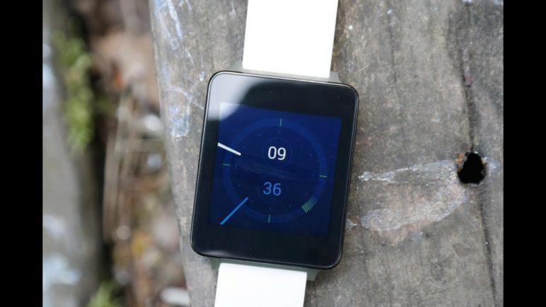 LG G Watch (první pohled)