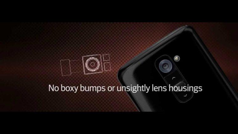LG G2 camera demonstration: OIS lab test