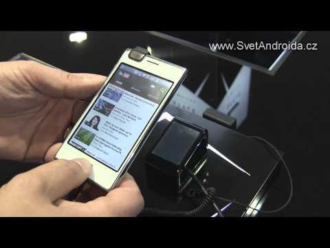 LG L3, L5, L7 na MWC 2012