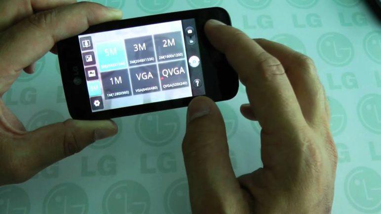 LG Optimus HUB E510 video preview By HDBLOG