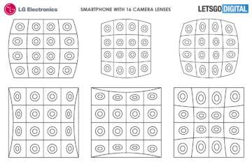 lg patent 16 fotoaparatu