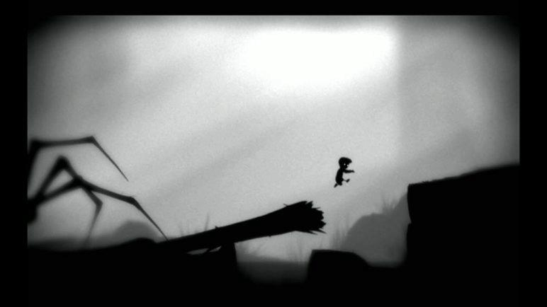 LIMBO - Spider follows