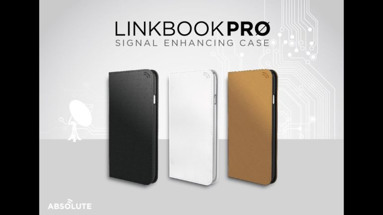 LINKBOOK PRO testing video