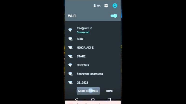 [Lollipop 5.1] New wifi toggle