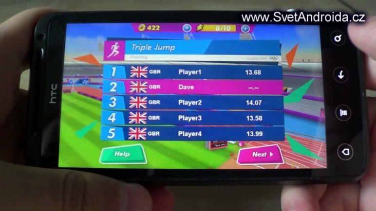 London 2012-OfficialGame: olympiáda na vlastní kůži