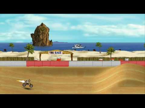 Mad Skills Motocross gameplay