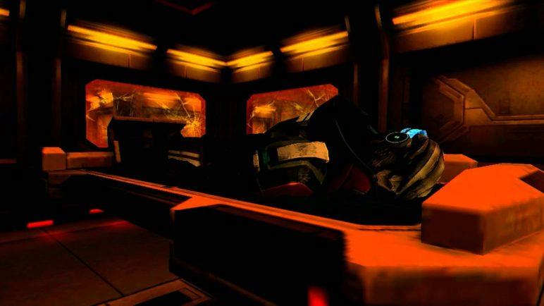 Mass Effect: Infiltrator for Android Trailer