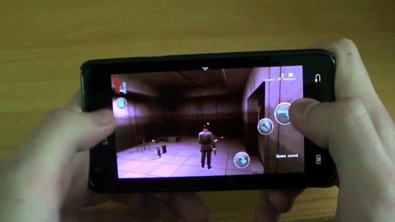 Max Payne - první pohled ze hry