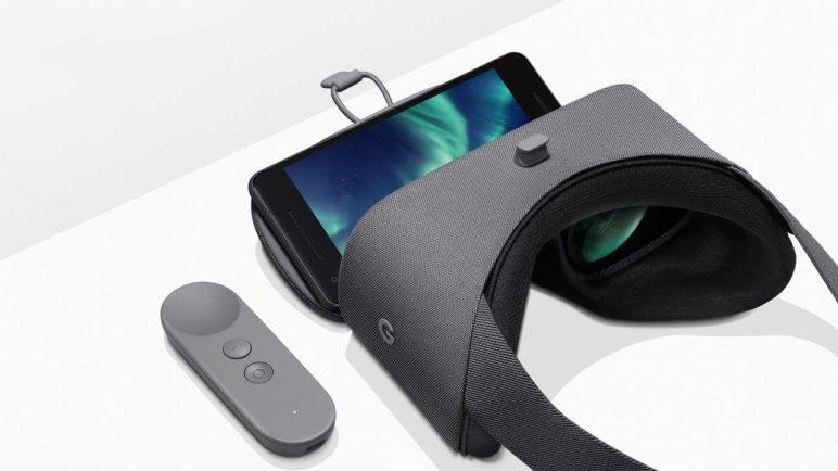 Meet Google Daydream View | Dream with your eyes open