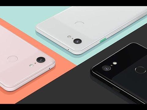 Meet Google Pixel 3