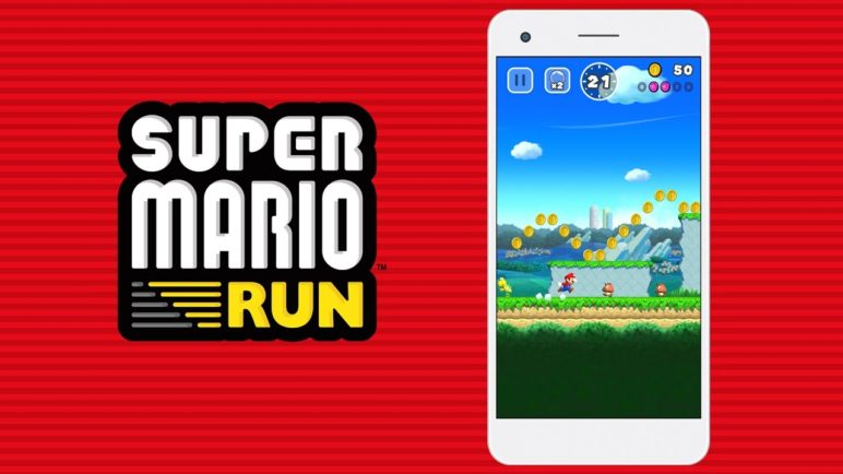 Meet Super Mario Run