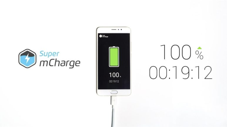 Meizu's Super mCharge on MWC