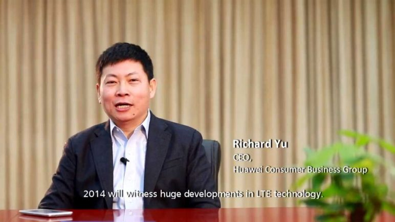 Message from the Huawei Consumer BG senior leadership in the CES 2014