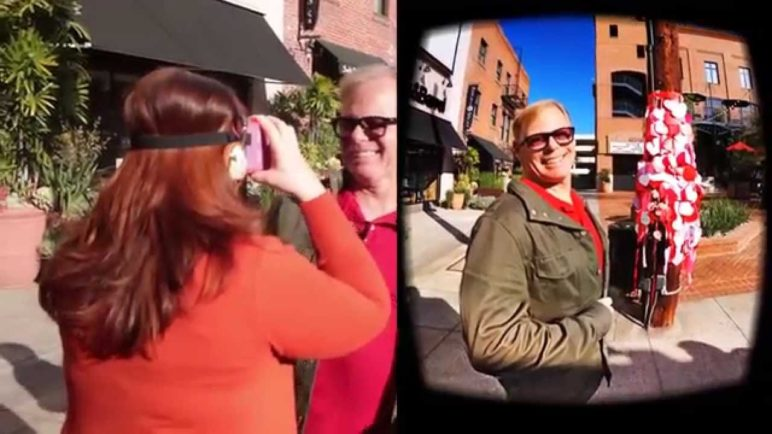 Mike's Surprise VR Proposal (with a Flash Mob and Mariachis)!