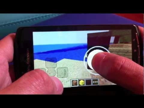 Minecraft - Pocket Edition Touch Controls