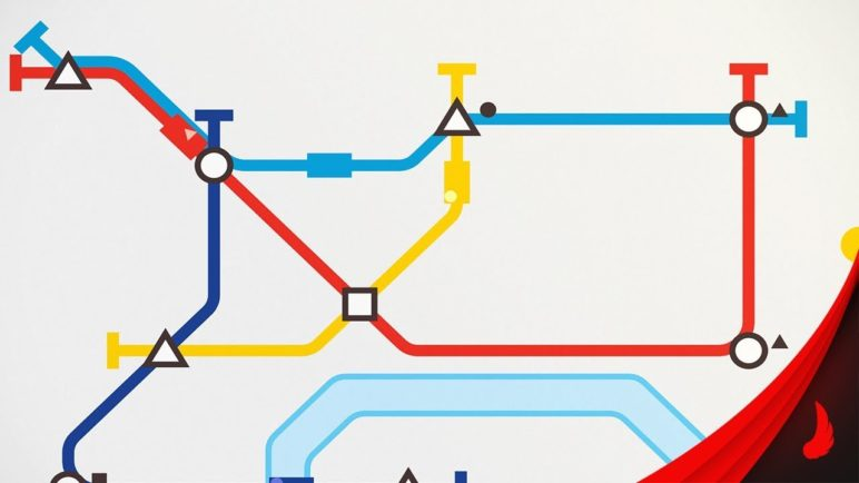 Mini Metro - App Preview