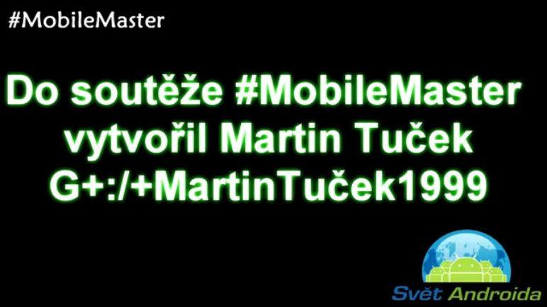 #MobileMaster - Zachraňujte životy, zkoumejte vesmír a předpovídejte počasí!