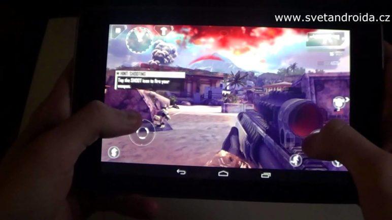 Modern Combat 4: Zero Hour - první pohled