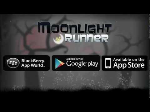 Moonlight Runner Trailer, Playbook, Iphone, Android Game