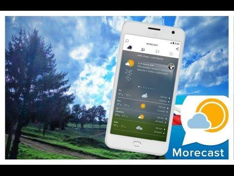 MORECAST v3.0.4: Radar počasí a nejen to...