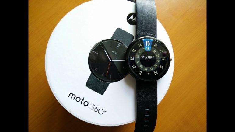 Moto 360 (první pohled)