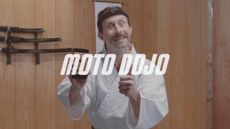 Moto Dojo: Fly Capture